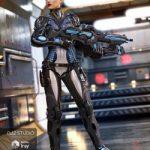 StarSlayer と Bio Squad Spike