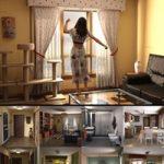 一軒まるごとお部屋セット European Style Apartment